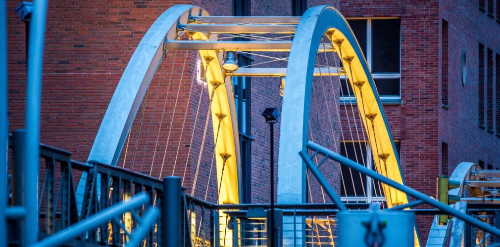 Hamburg Brücke